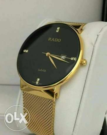 new rado watch