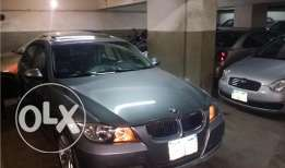 bmw 320i 2008 hiline i drive sunroof faberika fully from inside
