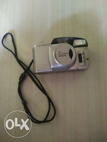 Olympus Accura Zoom XB700 QD Date 35mm Camera