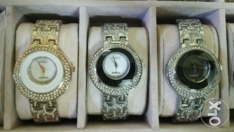 GUCCI Silver Watch For Women