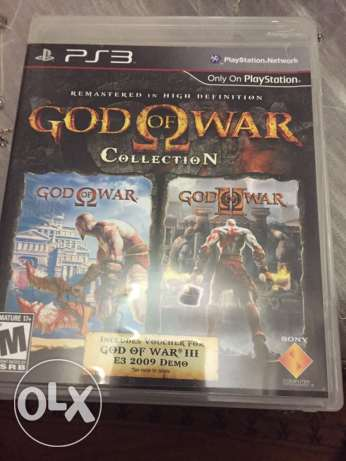 god of war collection الزيتون -  1