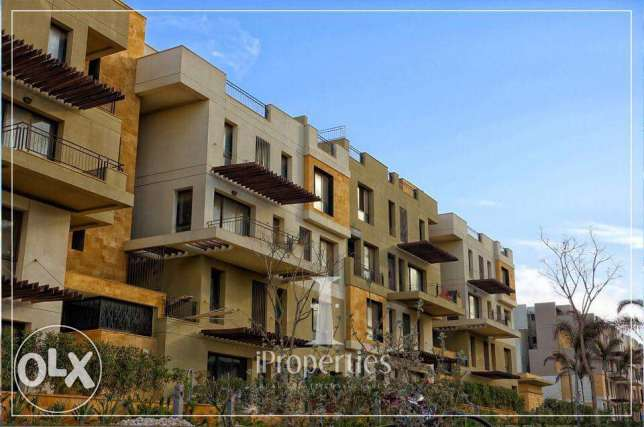 Apartment in eastown \ شقة فى أيس تاون 220 متر