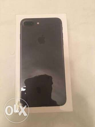 iphone 7 plus 128 GB brand new black