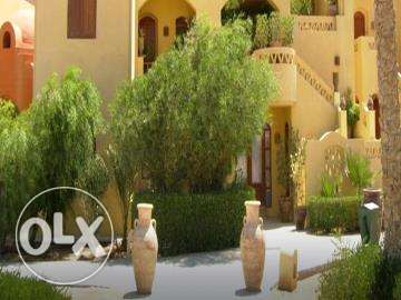 Apartment located in El Gouna for sale upper nubia