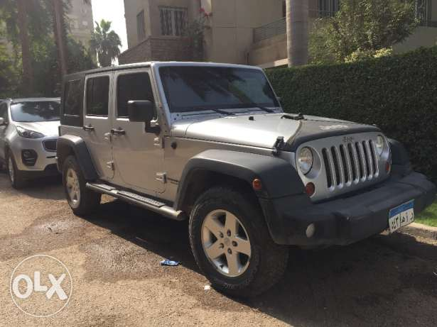 Jeep Wrangler 2010, 82,000km in Factory Condition المعادي -  8