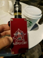 vaping mod made in USA