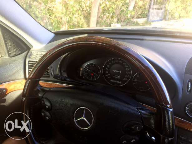 E 350 Bk*Bk 2008 Perfect Condition المعادي -  3