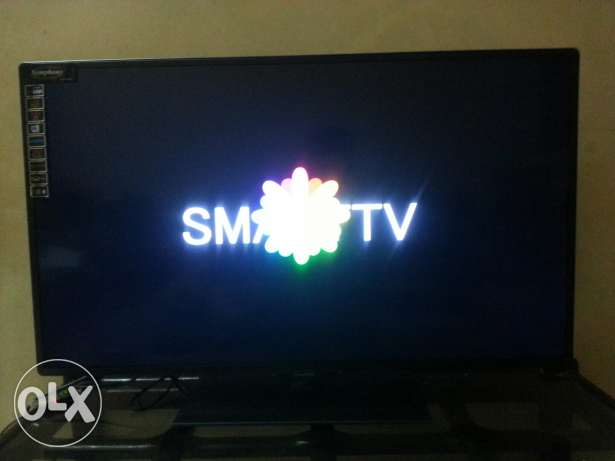 "Televisions 40"" smart anbrod"
