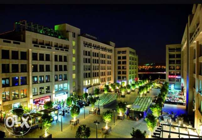 For the first time in Al Rehab city, the biggest commercial mall