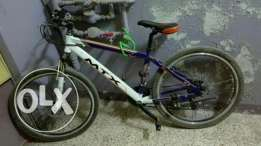MTX Bike, 26, used for 3 weeks, in a perfect condition