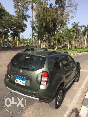 Renault Duster MT 4x4