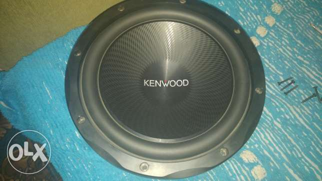 Kenwood subwoofer الهرم -  3