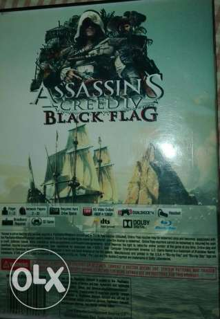 Assassins Creed IV Black Flag طنطا -  2