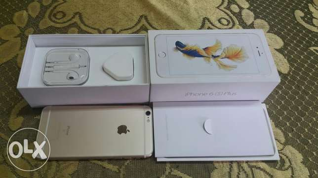 iphone 6s plus 64 GB gold for sale