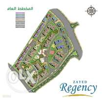 Zayed Regency Apartment 190m with garden 196m