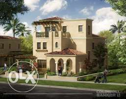 Villa located in New Cairo for sale 755 m2, Up Town Cairo