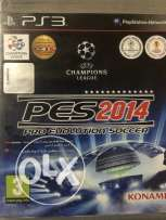 pes 2014 for PS3 used
