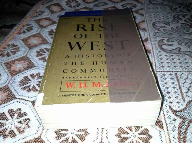 The rise of west