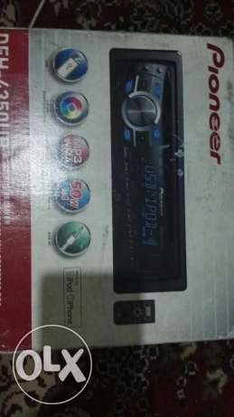 Pioneer CD 4350 , Good Condition with box and remote control الإسكندرية -  2