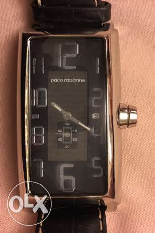 Paco Rabanne original watch فيصل -  2