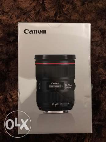 Canon Professional Kit Body+Lens+Flash المعادي -  4