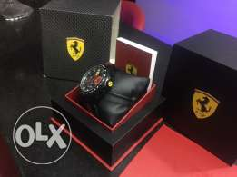 ساعة فيرارى ferrari scuderia original watch
