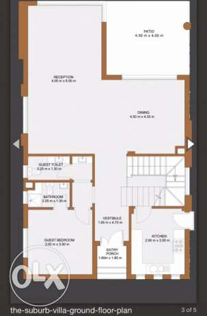 Standalone Coner Villa in Pyramids Heights with Prime Location 6 أكتوبر -  5
