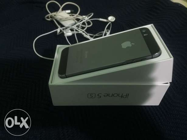 iphone 5s space grey new