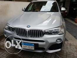 BMW X4 great condition 2016.
