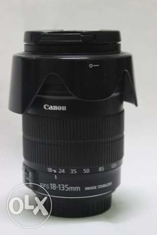for sale lens canon 18 135 zero