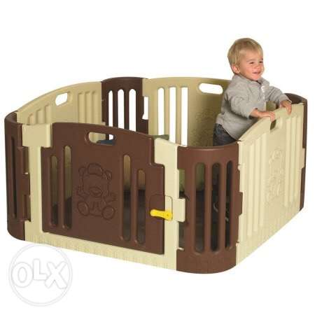 baby play yard walls