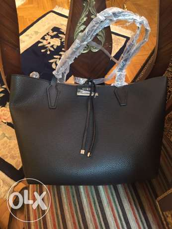 Guess new double face bag