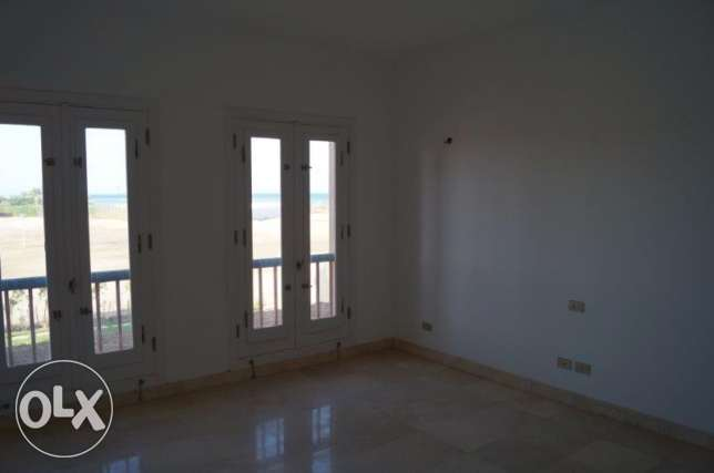 Sea view apartment in New Marina, El Gouna الغردقة -  6