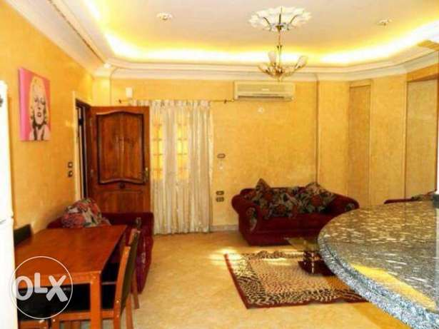 For rent two bedroom apartment in a villain Mubarak 6. 3000 LE الغردقة -  1