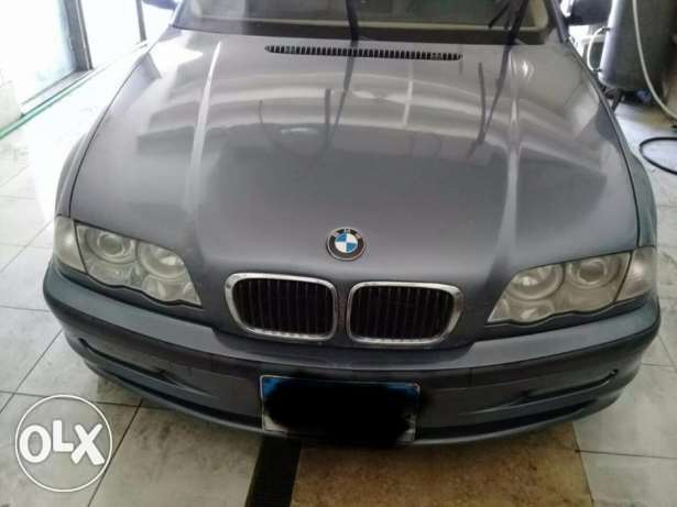 BMW E46 second hand from zero