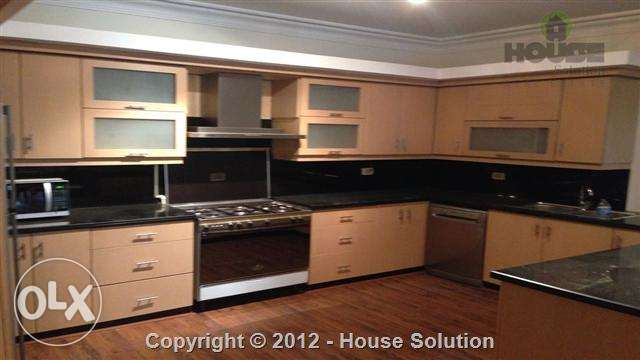 Furnished Ground Floor For Rent In Katameya Heights New Cairo