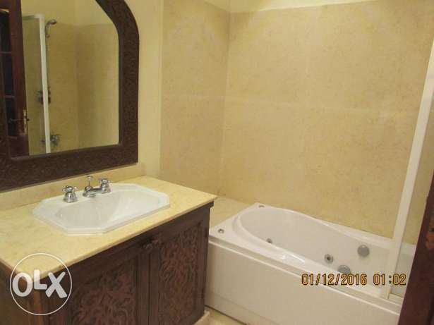 for Rent flat furnished 3 rooms 3 bathroom in very cool road 9 maadi المعادي -  8