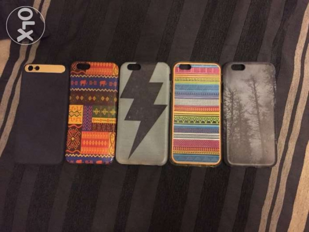 iPhone Covers (6/6S)
