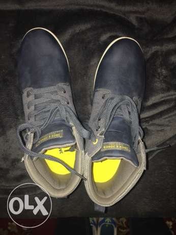 shoes orgianl pull and bear size 41 Uk New مدينة نصر -  2