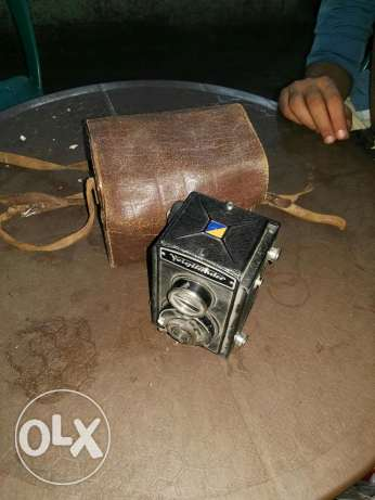 Old Camera for those who like to own old brands