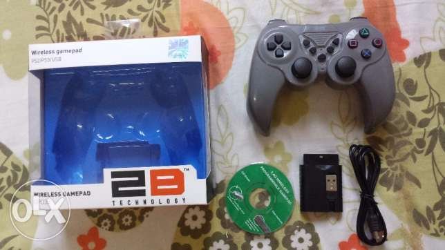 جيم باد 2B wireless pad game