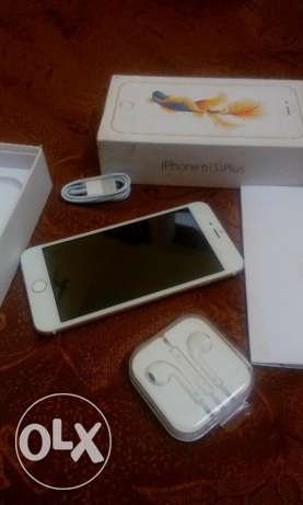 i phone s6 plus frist copy 1750 الحلمية -  2