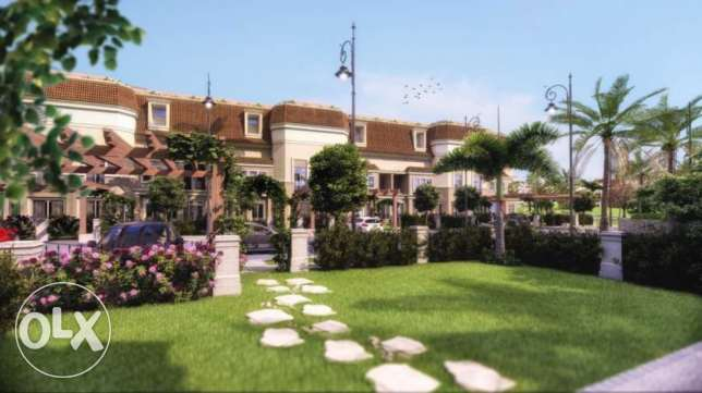 s-vila for sale 0% down payment and 7 years installment in Sarai التجمع الخامس -  8
