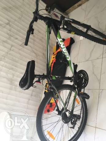 Bicycle 2016 giant in good condition almost New