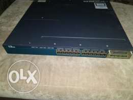 Cisco Catalyst 3560X-24 T L Switch