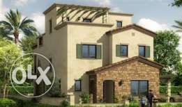 Town House in Mivida Parcel one Land area:297