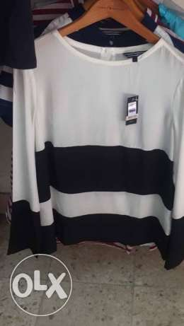 Tommy blouse size 8