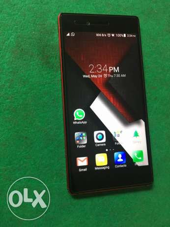 Lenovo vibe shot, excellent condition with all original accessories