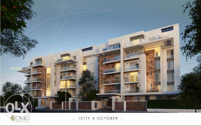 Apartment 180m in Mountain view icity 6October