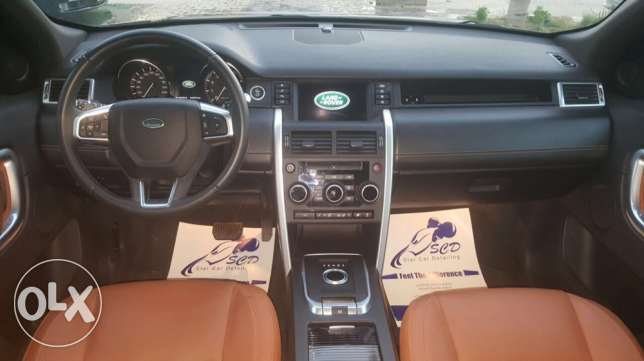 Land Rover discovery sport الشيخ زايد -  5